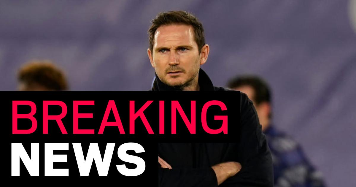 Frank Lampard to be sacked as Chelsea manager today ...