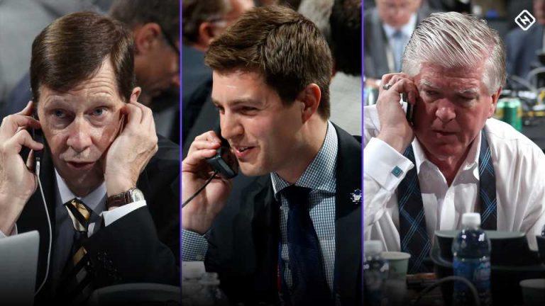 NHL trade deadline tracker: Latest rumors, news, updates ...