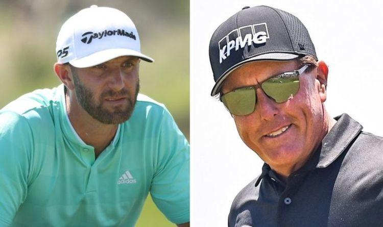 PGA Championship cut line: Dustin Johnson misses cut ...